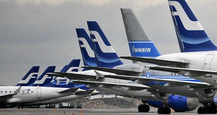 Des avions de Finnair