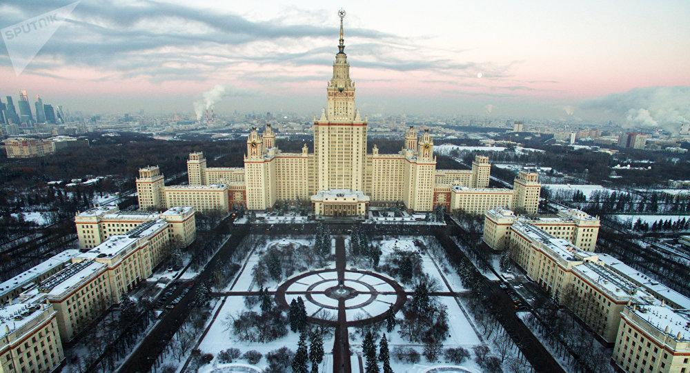 L'Université de Moscou
