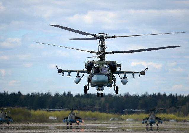 Ka-52 russes