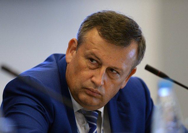 Alexandre Drozdenko, gouverneur de la région de Leningrad
