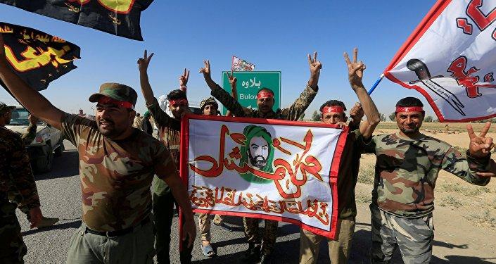 Unités armées chiites de l'Irak