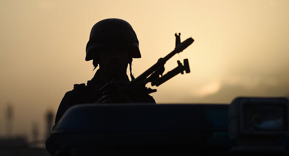 Attaque armée contre la chaîne Shamshad à Kaboul — Afghanistan