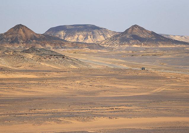Désert occidental égyptien