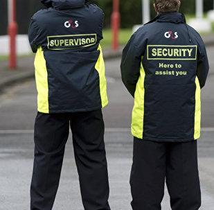 Prisons britanniques privées