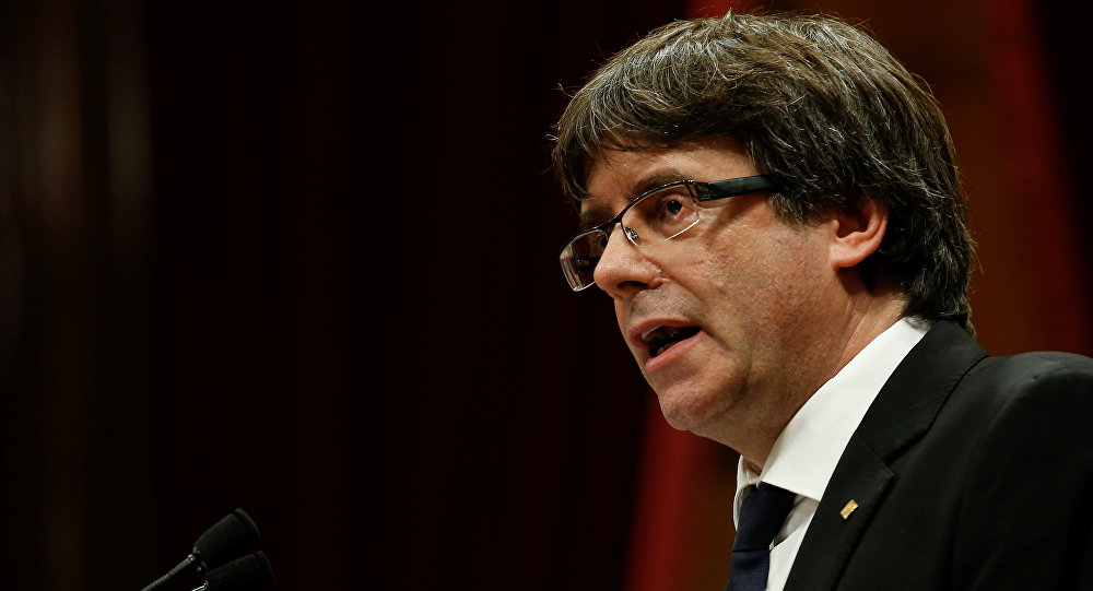 Mariano Rajoy d'accord avec Charles Michel sur la Catalogne