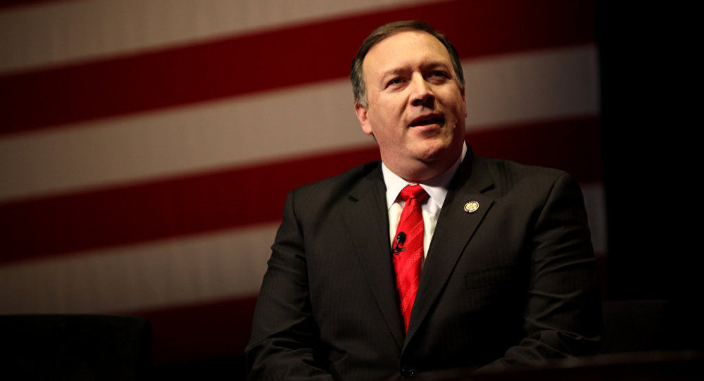 Mike Pompeo, archives