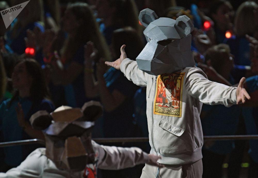 Sur la même longueur d'onde: le Festival de la jeunesse s'est terminé à Sotchi
