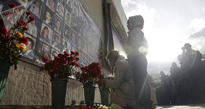 Moscou commémore les victimes de l'acte terroriste à Doubrovka