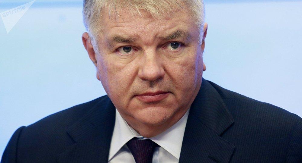 Alexeï Mechkov, vice-ministre russe des Affaires étrangères