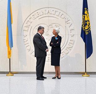 La collaboration entre le FMI et l'Ukraine bat de l'aile