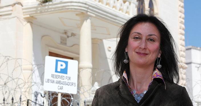 Dix suspects arrêtés dans l'enquête sur le meurtre d'une journaliste — Malte