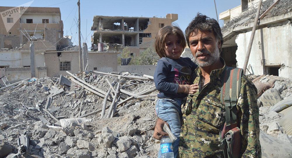 Les habitants de Raqqa sauvés