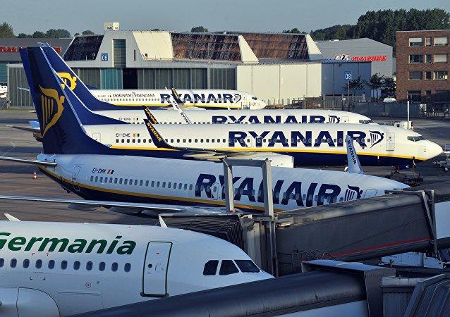 Des avions à l'aéroport de Brême. Archive photo