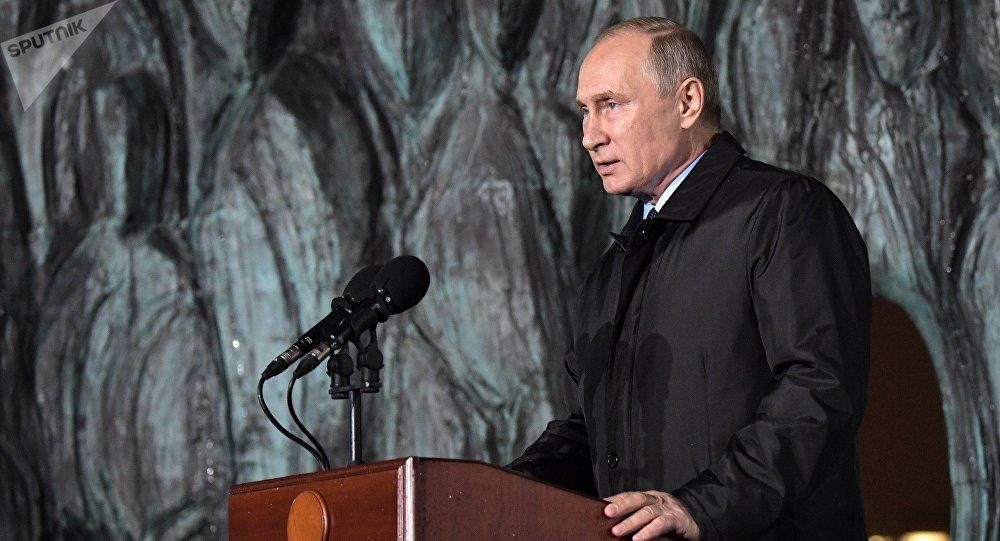 Convergence russo-iranienne sur la Syrie — Poutine à Téhéran