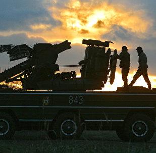 Système de défense antiaérienne Osa