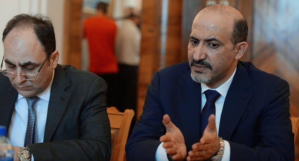 Ahmad al-Jarba