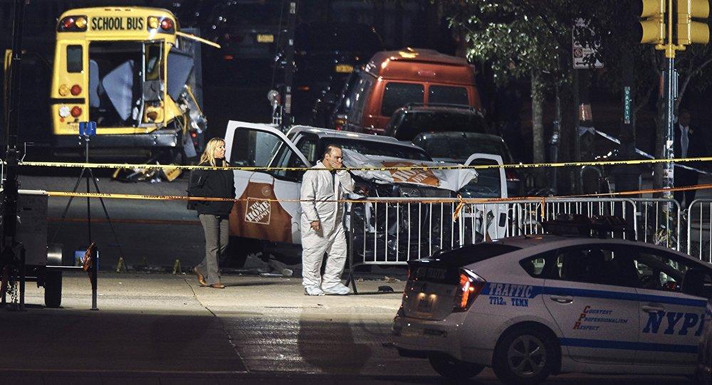 Attaque de New York: le FBI a trouvé le deuxième Ouzbek recherché