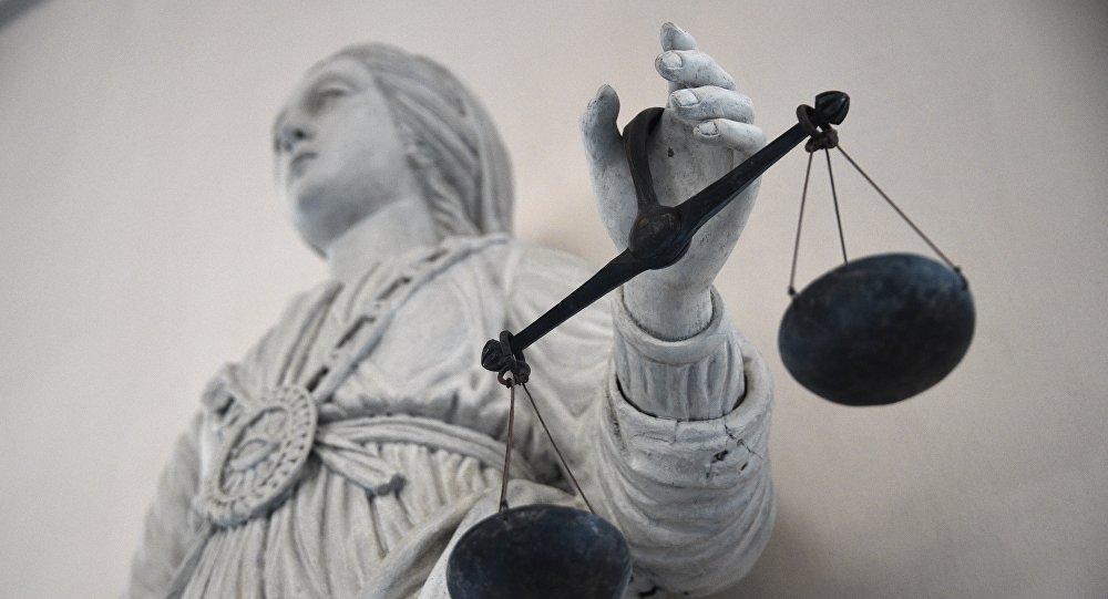 Thémis, déesse de la Justice