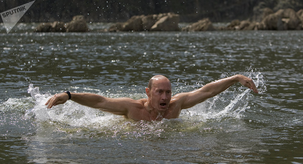 Qu'en est-il des vacances de Vladimir Poutine?