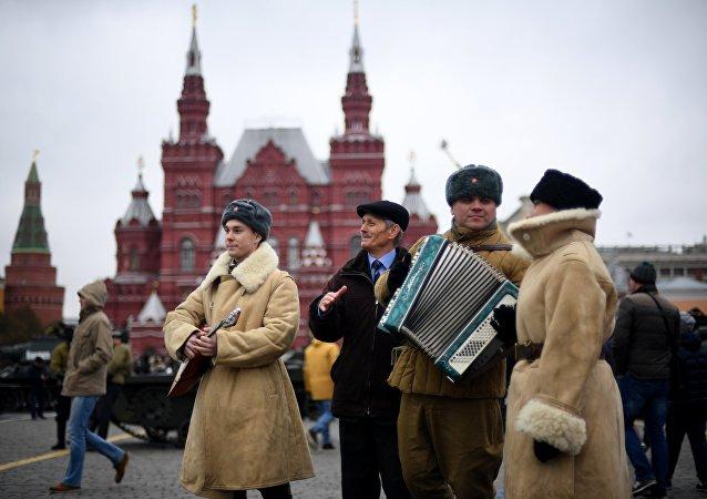 Instruments musicaux russes