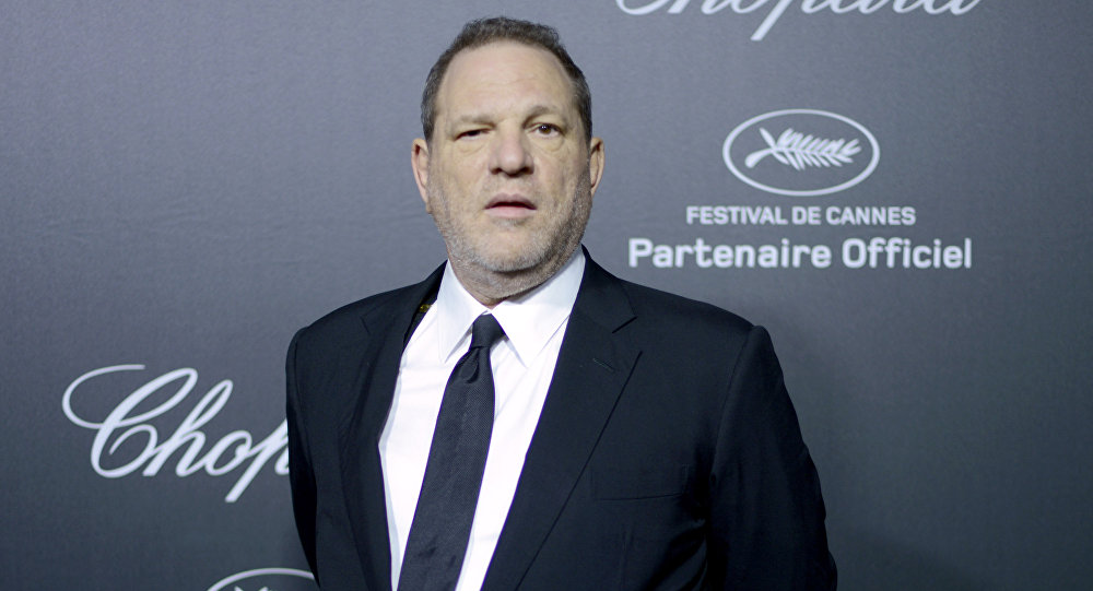 Harvey Weinstein seen the Chopard Party at the 67th international film festival, Cannes, southern France, Monday, May 19, 2014