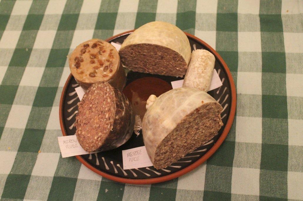 Le plat traditionnel écossais haggis