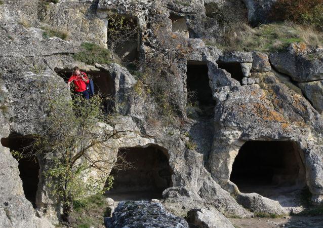 Chufut Kale, ville-forteresse en Crimée