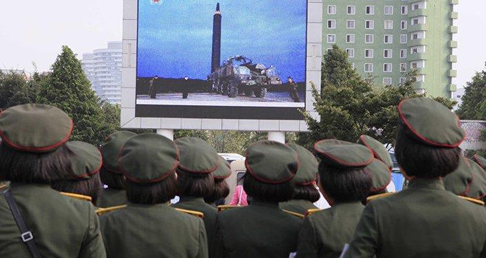 Trump en Asie: Pyongyang ne se laisse pas intimider