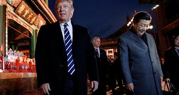 Donald Trump et Xi Jinping
