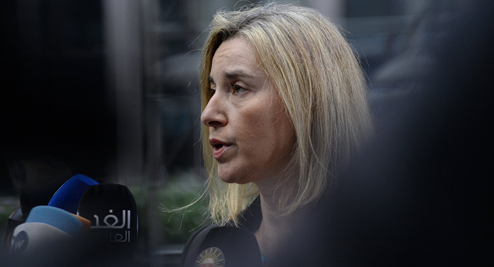 Federica Mogherini entame une visite à Cuba — UE