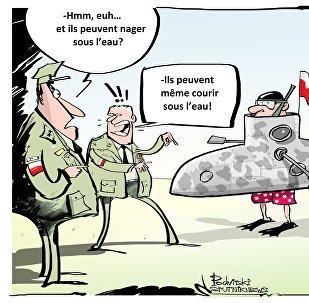 La Pologne recevra-t-elle des sous-marins français d'occasion?