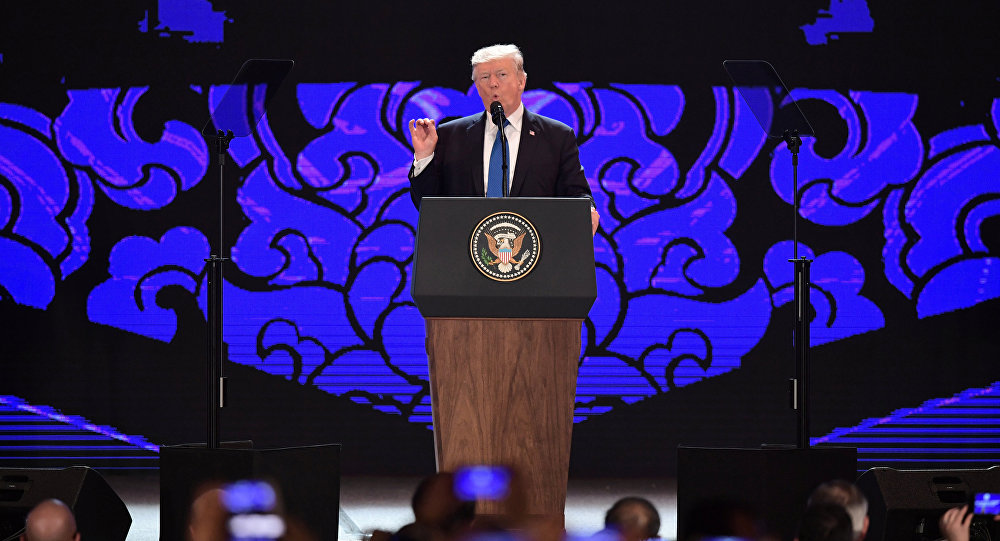 Une rencontre Trump-Poutine en marge de l'APEC ?