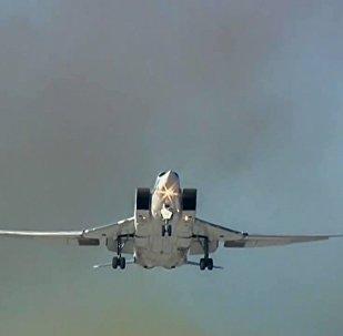 Un bombardier russe Tu-22M3
