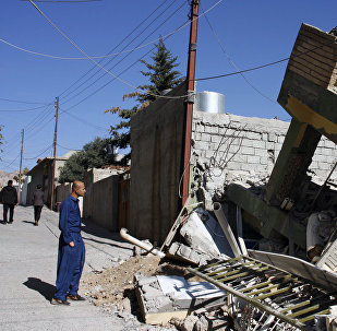 Séisme en Irak