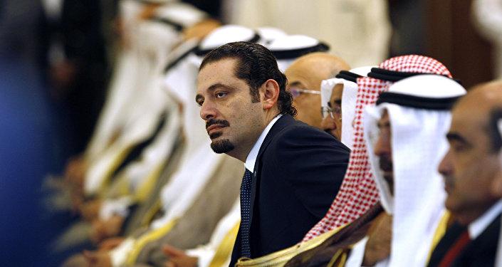 Le Premier ministre libanais Hariri raconte les buts de sa visite à Riyad