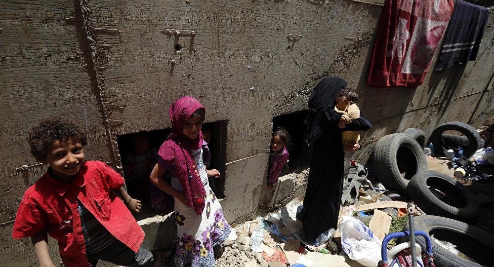Yémen: un raid attribuée aux Saoudiens sur l'aéroport de Sanaa