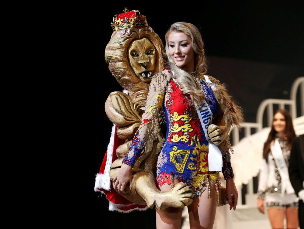 Succombez au charme et à la beauté: Miss International élue à Tokyo