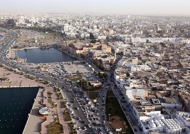 Tripoli, la capitale de la Libye