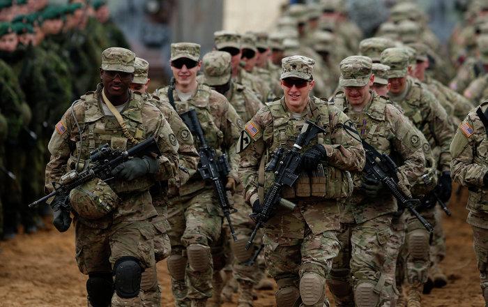 nouvel ordre mondial   Désormais, les psychopathes pourront s'engager dans l'armée US