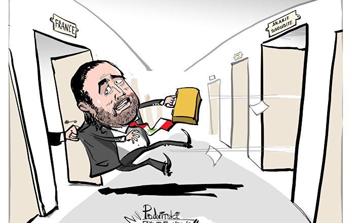 Macron invite le Premier ministre libanais démissionnaire Hariri en France