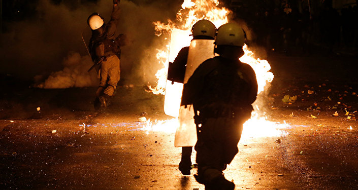 L'ambassade turque à Copenhague attaquée avec des cocktails Molotov