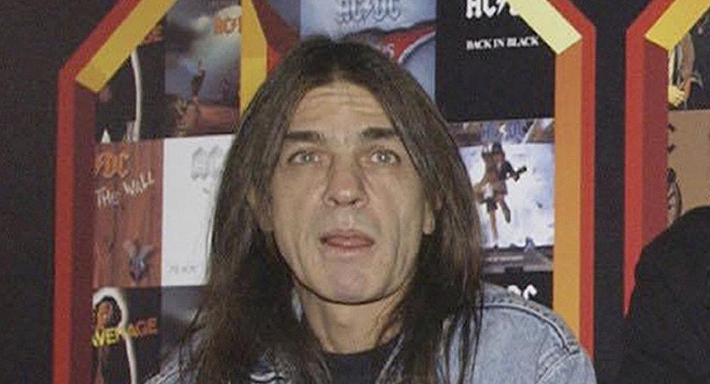 Malcolm Young, membre fondateur d'AC/DC, est décédé