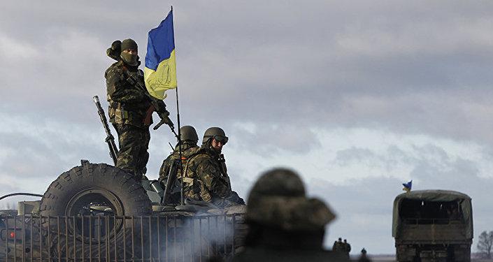 Des militaires ukrainiens (image d'illustration)