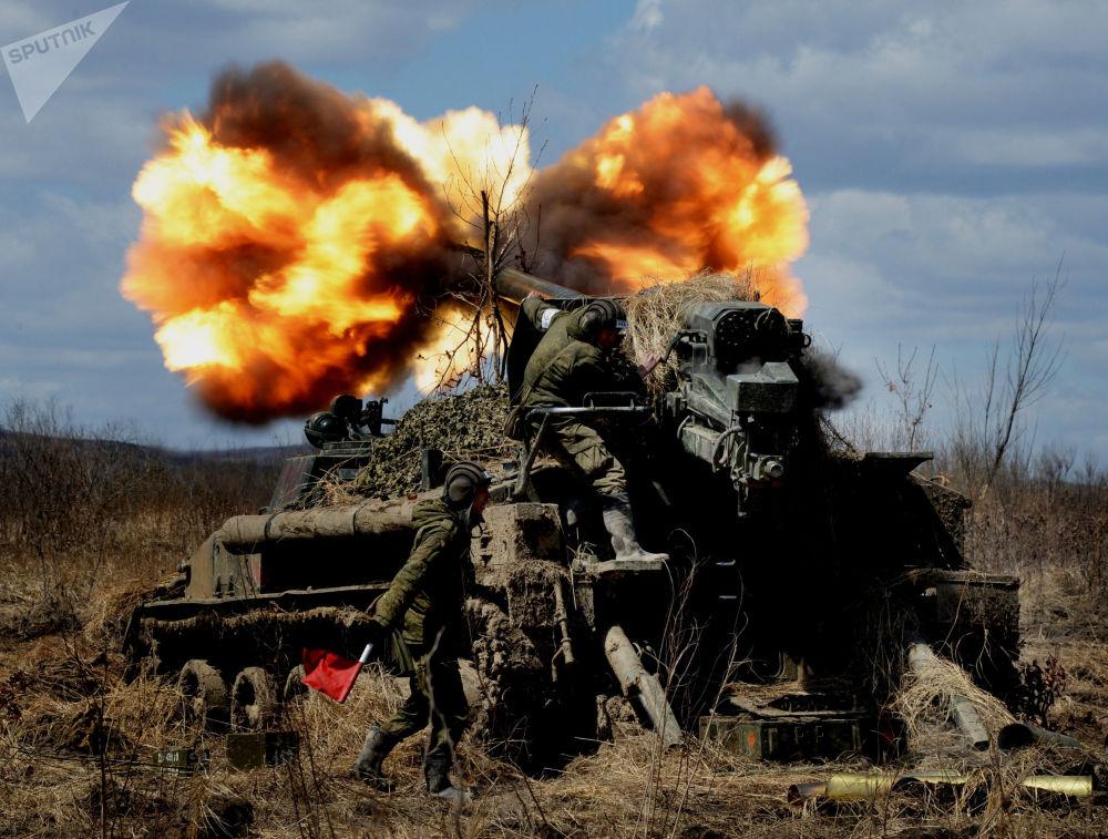 Chrysanthème, Jacinthe, Tulipe: fleurs blindées des Forces armées russes