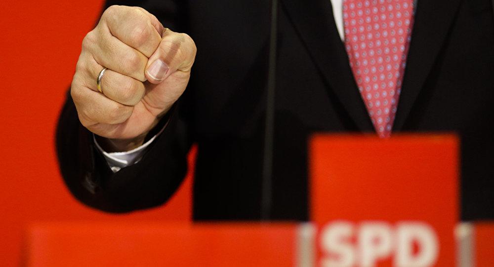 Le Parti social-démocrate d'Allemagne (SPD)