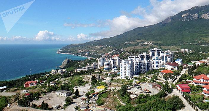 Le Centre international pour les enfants Artek en Crimée