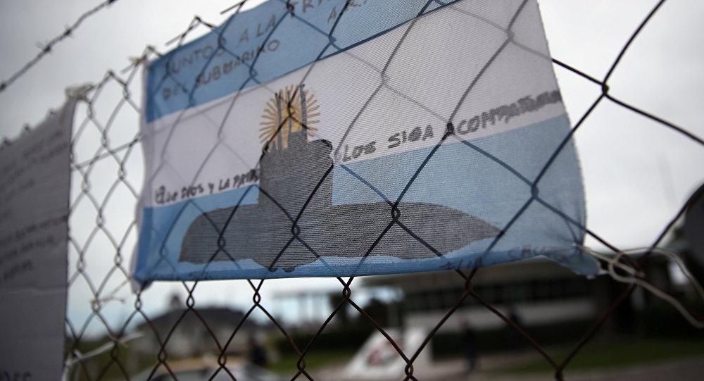 La disparition du sous-marin San Juan en Argentine