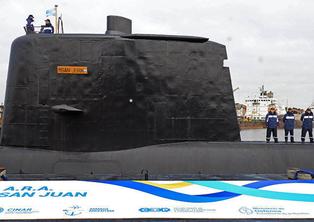 Sous-marin ARA San Juan