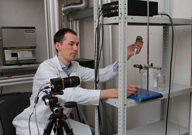 l'Université polytechnique nationale de recherche de Tomsk (TPU)