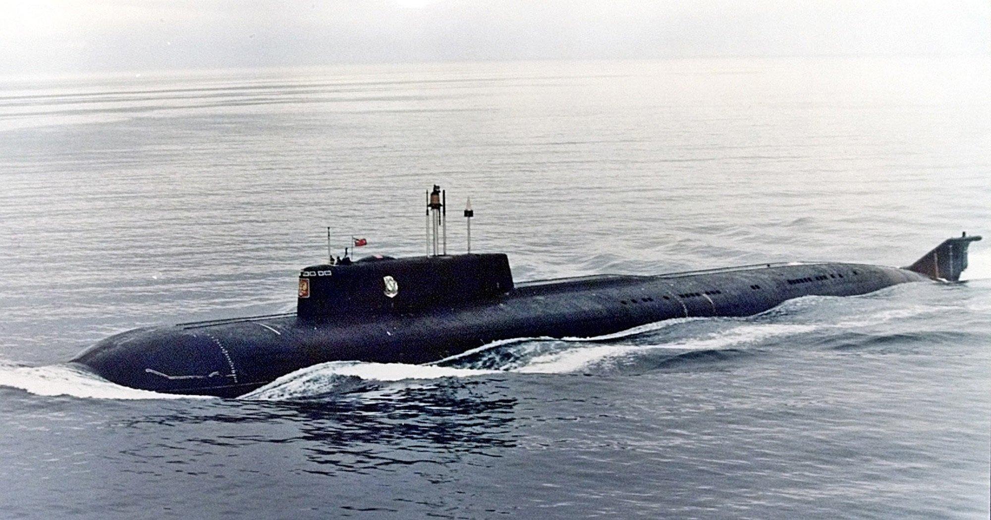 K-141 Koursk